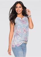 Bluză cu un design atractiv şi confortabil (bonprix)