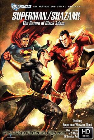 Superman Y Shazam: El regreso De Black Adam [1080p] [Castellano-Ingles] [MEGA]
