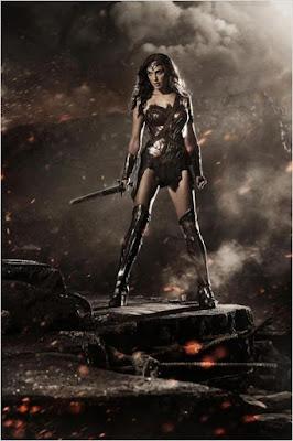 Mulher Maravilha Batman Vs Superman
