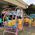 Wale Kabasaran Pemkot Tomohon Kedatangan Tamu Dari Paud dan TK Happy Holy Kids