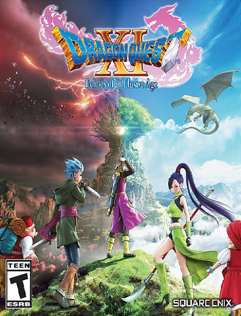 تحميل لعبهDragon Quest XI: Echoes of an Elusive Age  Digital Edition of Light  CrackFix 2018  للكمبيوتر