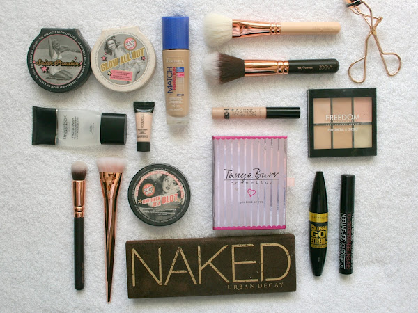 My Current Everyday Makeup