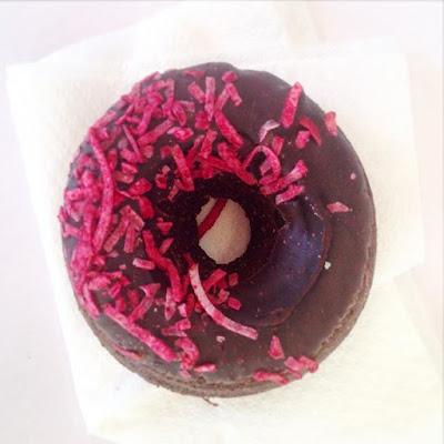 Noshu Sugar Free Grain Free Paleo Donut