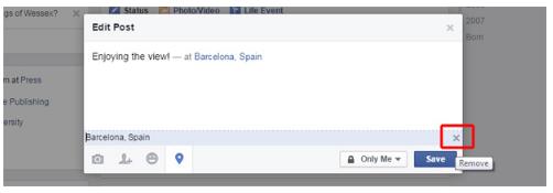 Hide Your Facebook Profile