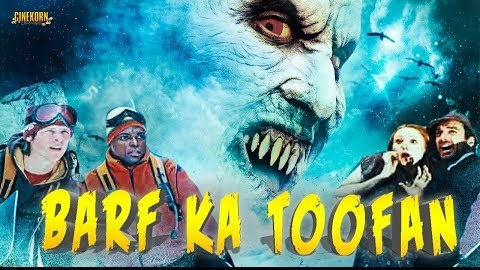 Barf Ka Toofan 2018 Hindi Dubbed 250MB WEBRip 480p x264