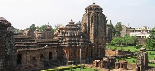 Lingaraj Temple - Bhubaneswar,odisha, India