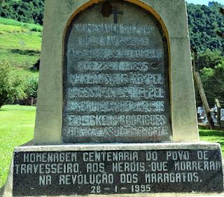 Monumento aos Heróis de Travesseiro, RS