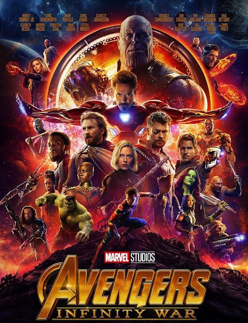 Avengers Infinity War (2018) 720p HDTS x264 [Hindi + English] 950MB