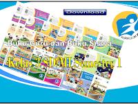 Buku Guru dan Siswa Kelas 3 SD/MI Kurikulum 2013 Revisi 2018