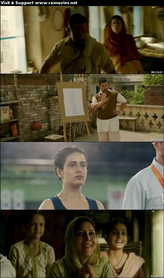 Dangal 2016 Hindi 480p HDRip