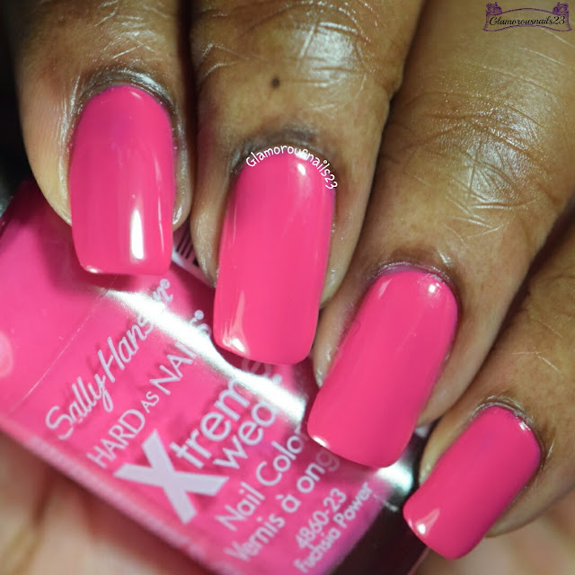 Sally Hansen Xtreme Wear Fuchsia Power