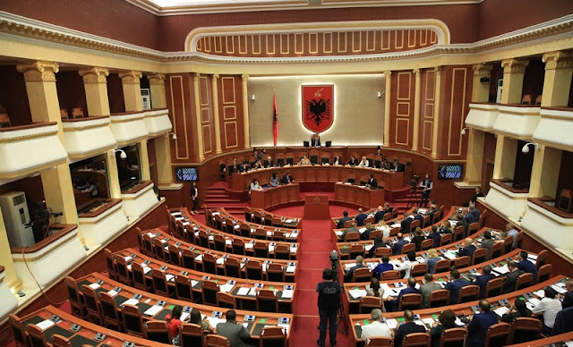 Albanian Parliament votes pro the closure of the Casinos and Bettings