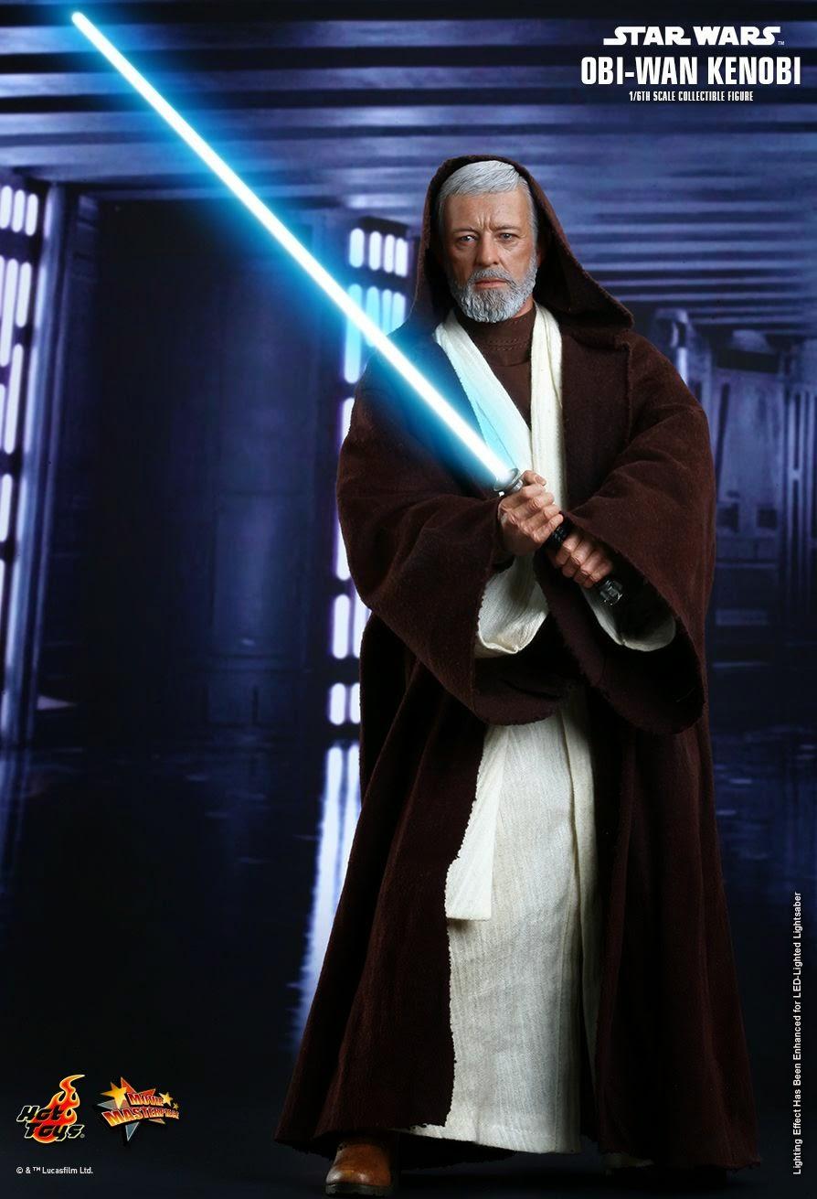 Osr Star Wars Episode Iv A New Hope Obi Wan Kenobi 1 6th Scale Collectible Figure