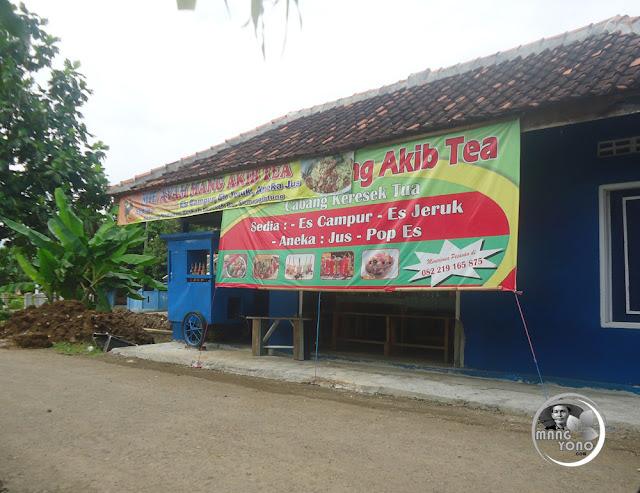 Mie ayam Mang Akib Tea, Cidadap, Pagaden Barat, Subang