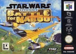 Star Wars  Episode I Battle for Naboo
