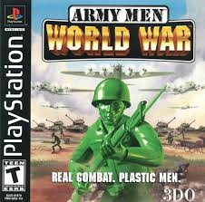 Army Men - World War - PS1 - ISOs Download