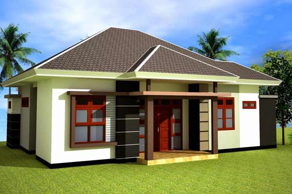 Rumah Minimalis Type 36 1 Lantai Model Terbaru
