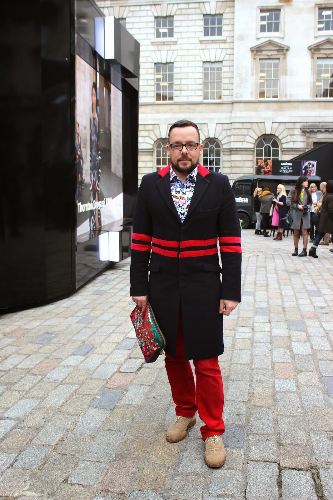 4f7f252adf0 SC  London Fashion Week Day 4 - Street Style!