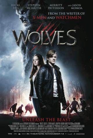 Wolves [2014] [DVDR] [NTSC] [Latino]