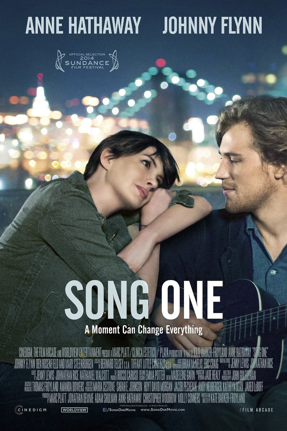 Song One 2015 - Full (HD)