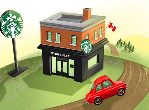Starbucks Road Trip Morning Edition Contest