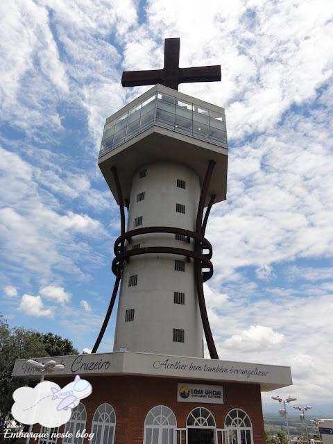 Morro do Cruzeiro Aparecida/SP, Embarque neste blog