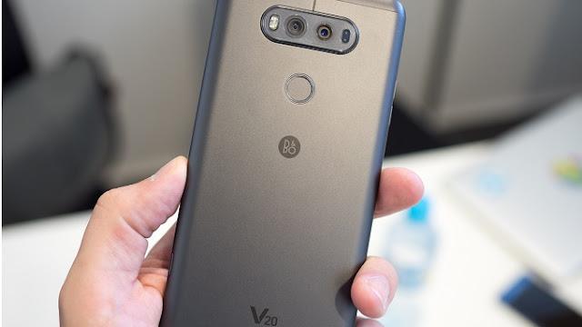 LG V20 ở bmt giá rẻ có ngôn ngữ thiết kế vuông vức và cứng cáp