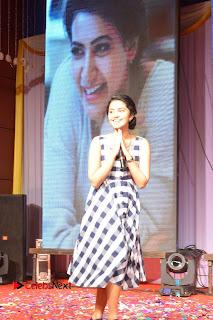 Actress Anupama Parameshwaran Pictures At A Aa Movie Success Meet  0009