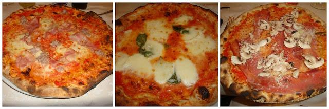 Onde comer em Padova - Pizzeria Pago Pago