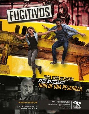Fugitivos (2014) S01E05 Dual Audio 720p