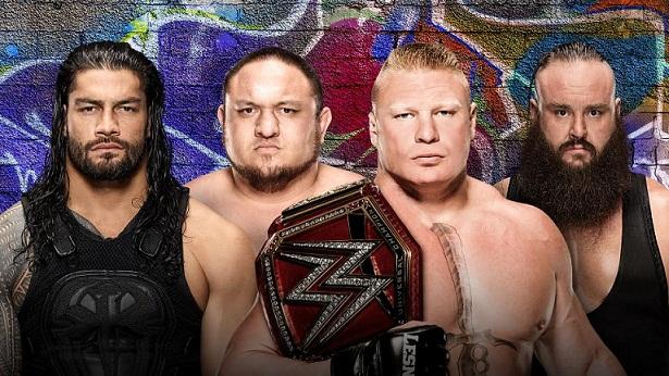 Where To Watch WWE Summerslam 20/08/2017 Fatal 4 Way Live Match HD Stream
