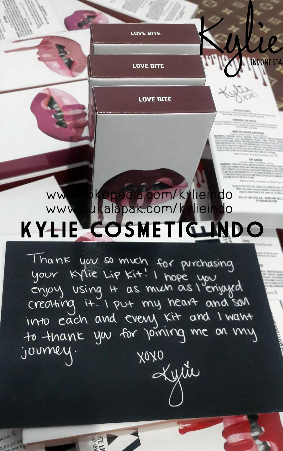 Jual Kylie Matte Liquid Lipstick Dolce K