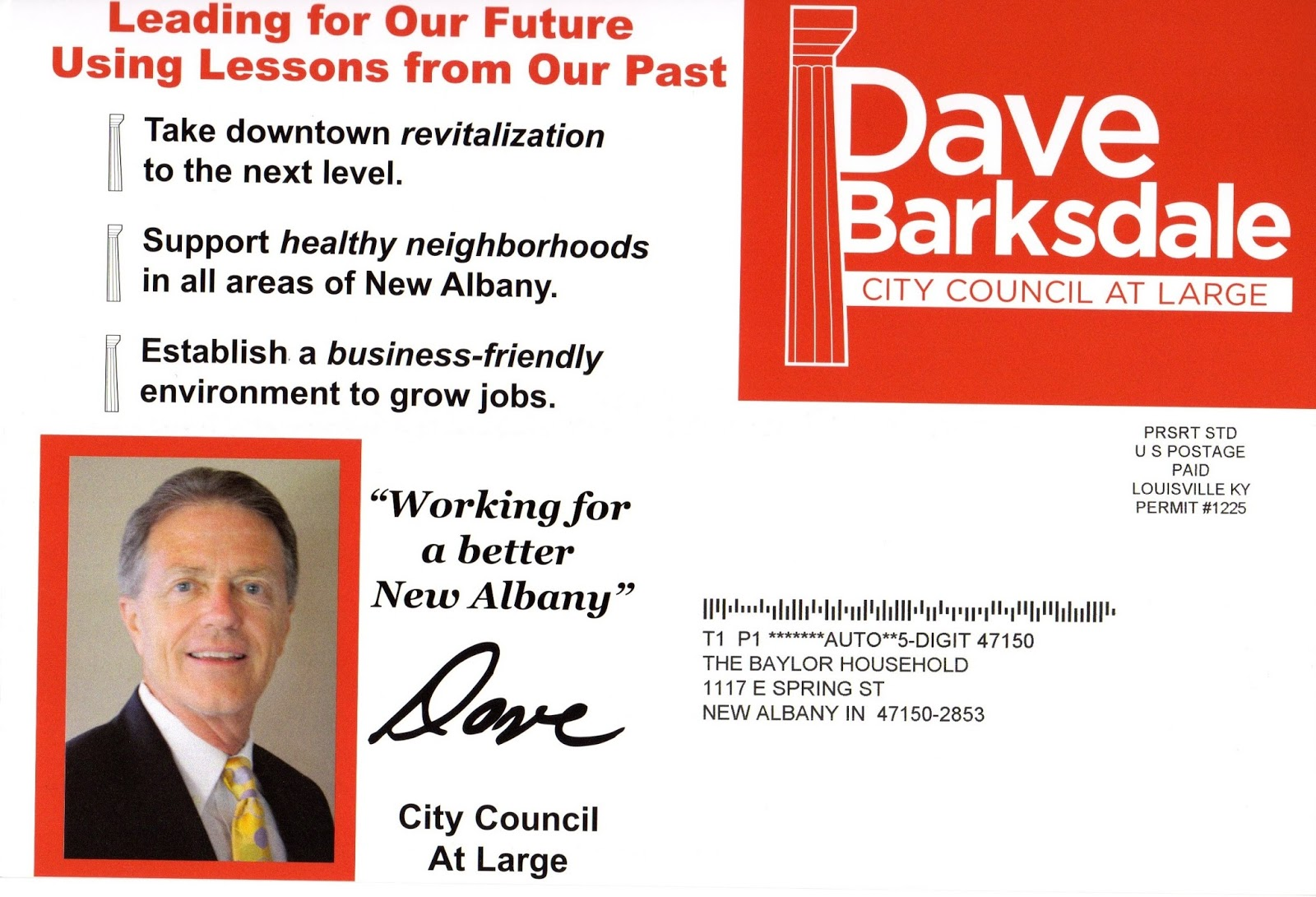 NA Confidential: Mailer Wars '15: Barksdale dares to mention