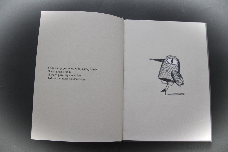 """""""Dzień, w którym zamieniłem się w ptaka"""" Ingrid Chabbert, Raul Nieto Guridi"""
