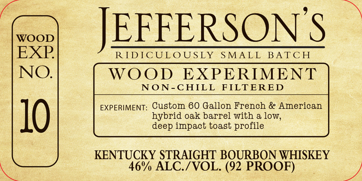 The Wine And Cheese Place Jefferson Experimental Wood Set