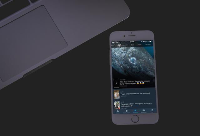 Twitter modo noturno para iOS - MichellHilton.com