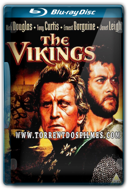 Os Vikings (1958) Torrent – Dublado BluRay Rip 1080p