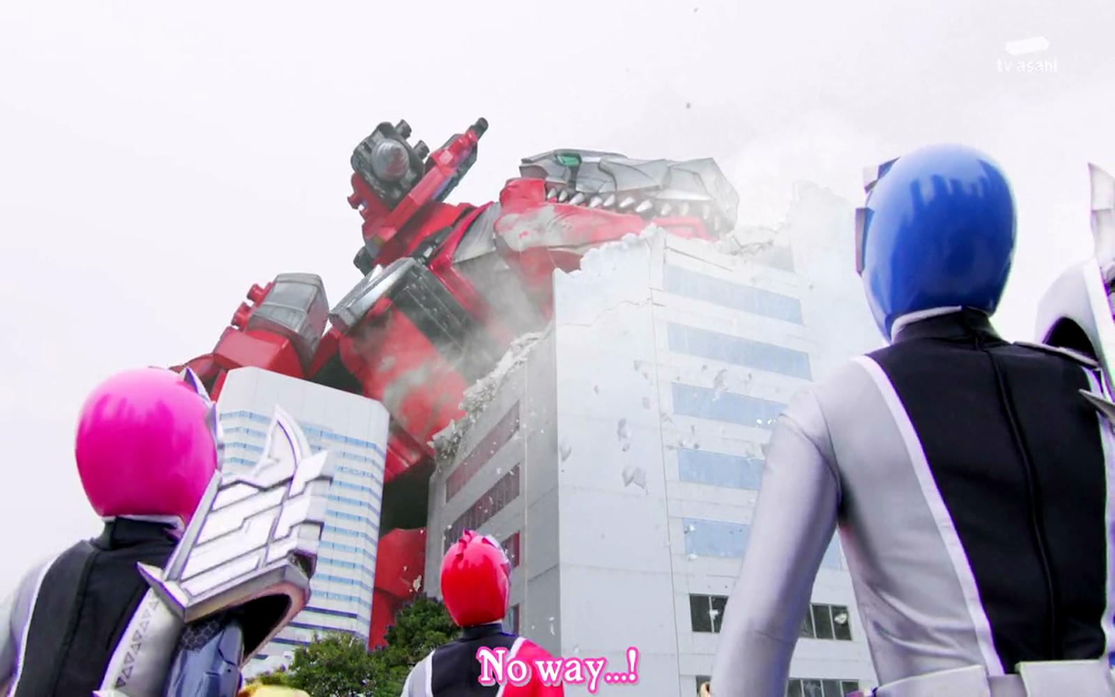 Emerald Rangers: Kishiryuu Sentai Ryusoulger 02: Make Our