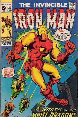 Iron Man #39, Herb Trimpe