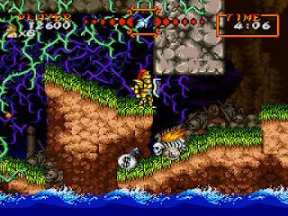 Super Ghoulsn Ghosts Rom Ingles Super Nintendo Snes Descargar