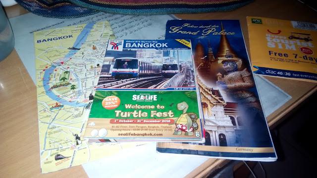peta transportasi bangkok thailand www.tikacerita.com