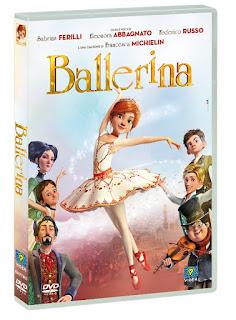 IL DVD DI BALLERINA  ANCORA IN VETTA ALLA CLASSIFICA
