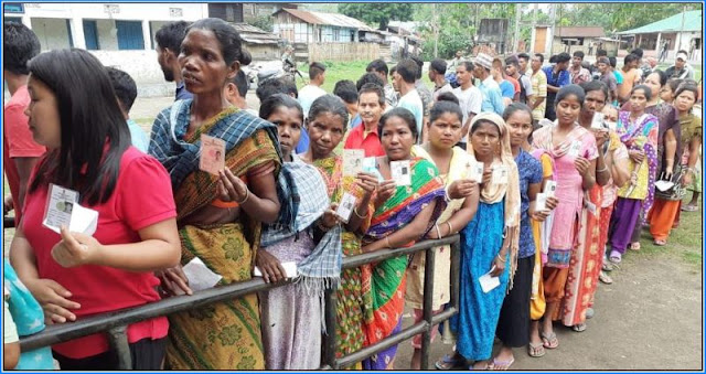 Assembly by-polls went peacefully in Darjeeling & Islampur