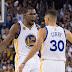 NBA: Curry y Durant armas letales de los Warriors