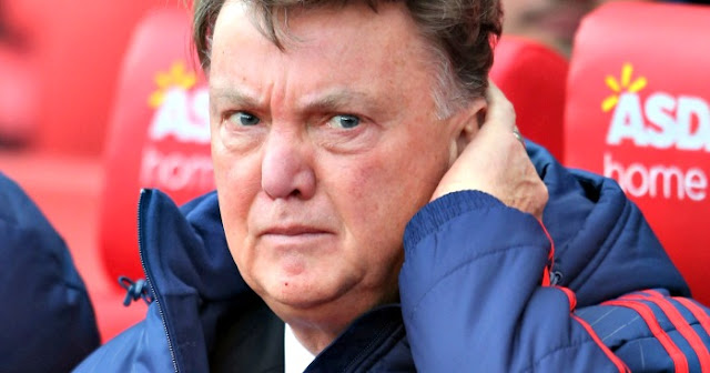 Manchester United 'stole victory' from Everton, says Louis van Gaal