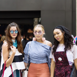 how to get into nyfw with little or no followers, fashion blogger, ny fashion week, nyfw schedule