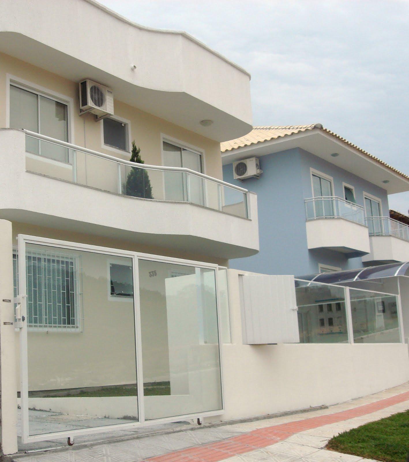 Muros com vidros jeito de casa blog de decora o for Aberturas para casas modernas