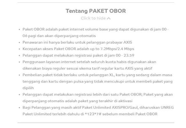 tentang paket internet OBOR