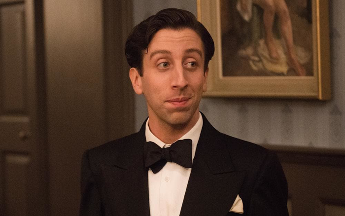 simon helberg in florence