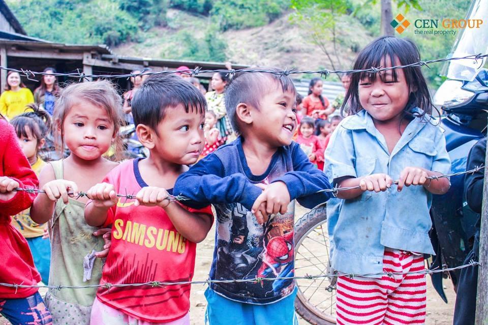 Cen Group rất tích cực trong các hoạt động xã hội.